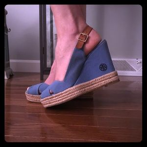 Tory Burch Wedge Sandal